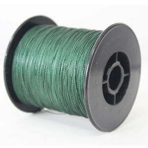 Braided-Fishing-Line-500m-30LB-PE-Multifilament-Japanese-Green-Fishing-Line
