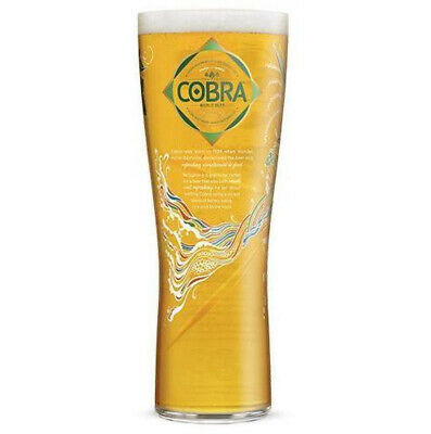 Personalised Engraved Birra Moretti Pint Chalice Glass Any Occasion In Gift Box