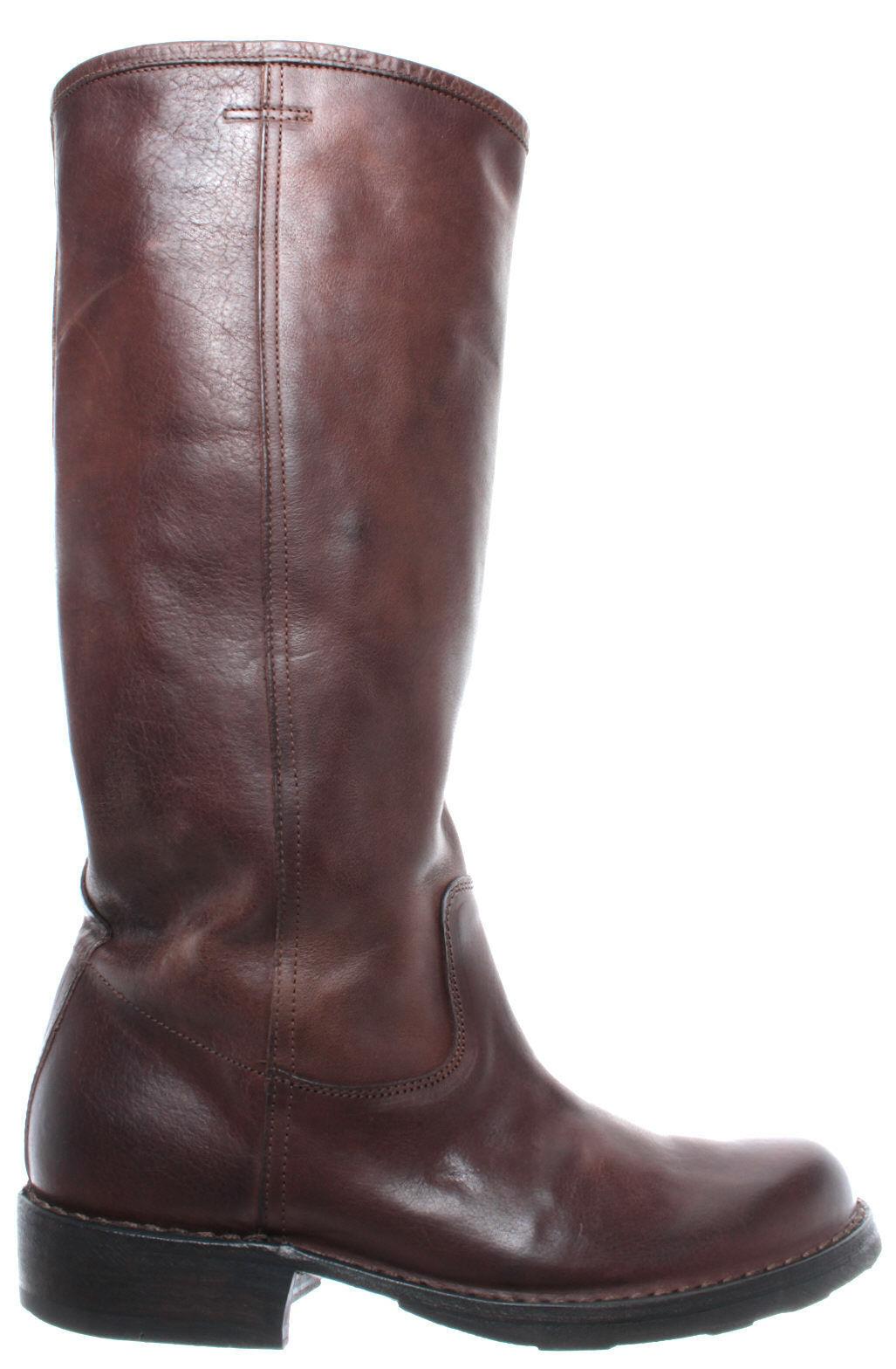 Fiorentini + Baker para Mujeres Zapatos botas botas botas 7460-9 Cusna Bronce Marrón Cuero Nuevo  precio al por mayor
