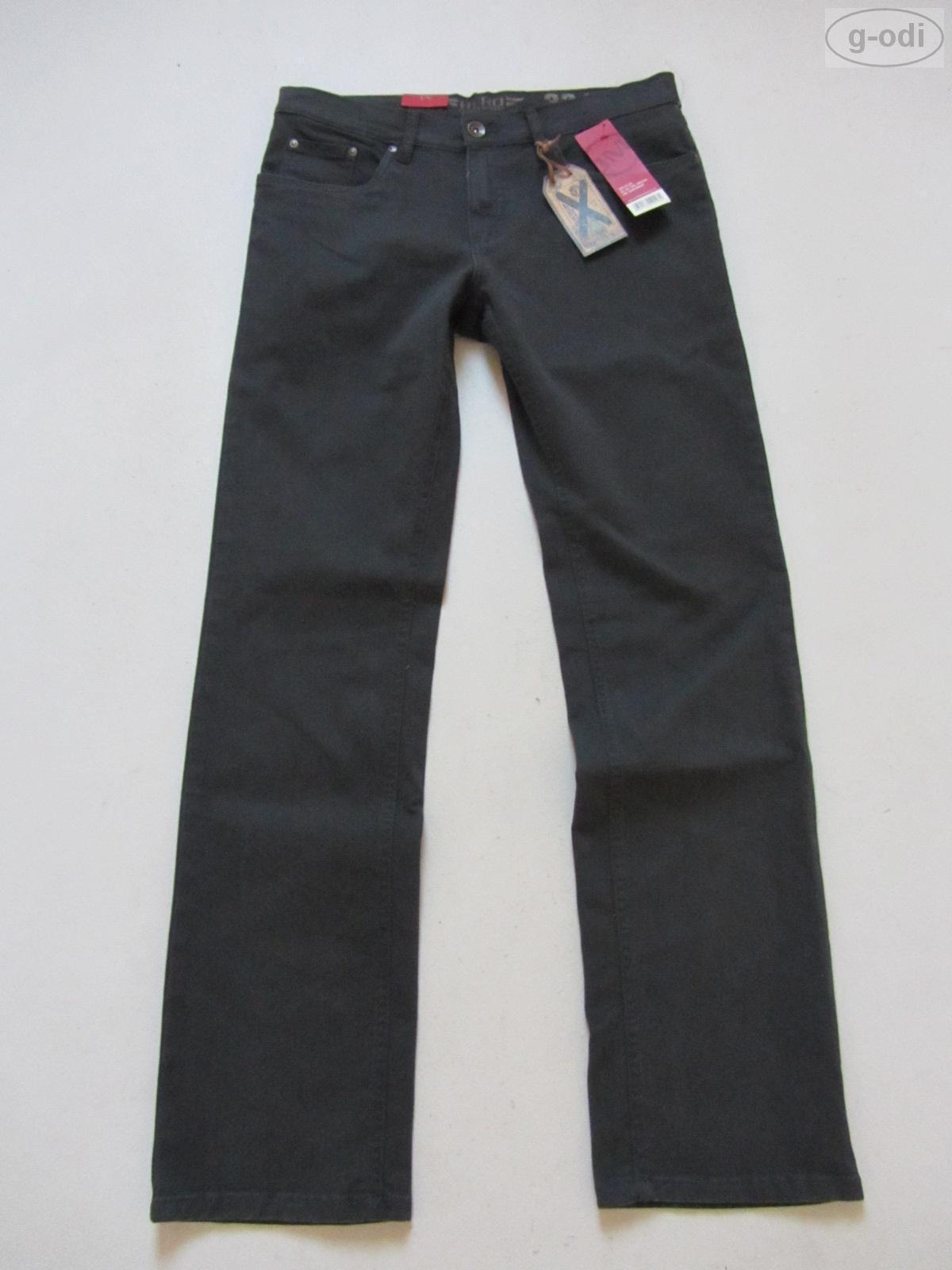 HERO by John Medoox DENVER Stretch Jeans Hose, W 33   34, FOREST, NEU   bequem