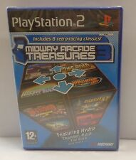 Console Game Gioco SONY Playstation 2 PS2 Play PAL - MIDWAY ARCADE TREASURES 3 -