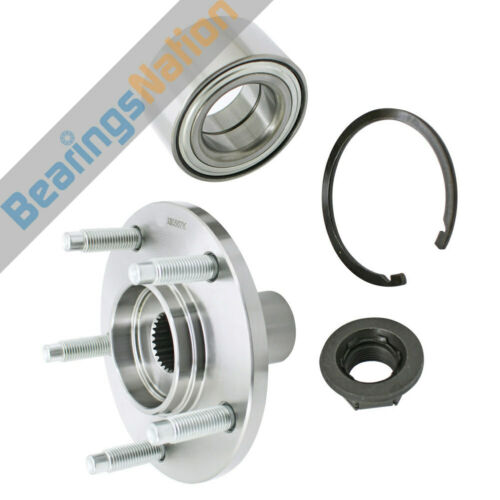 Rear Wheel Hub Bearing Assembly 930567K for Ford Escape Mercury Mariner 2 Pack