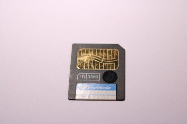 32 Mo Carte Smart Media Fujifilm & Olympus Appareils Photo Et Quelques Autres Rend BéNéFique à La Moelle Essentielle