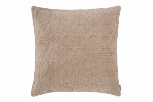 Kissenbezug Deko Sofakissen Cozz Ornament Fidda sand Baumwolle 50x50cm5068-04
