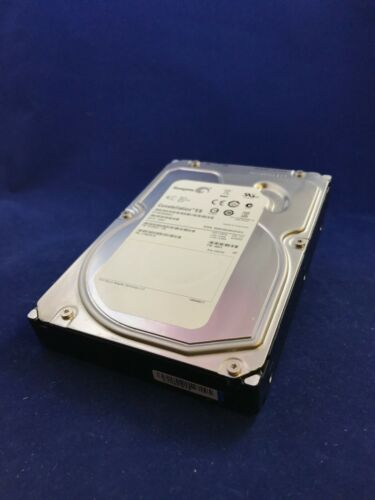 "Seagate 1TB Hard Drive 3.5/"" ST1000NM0001 ES 7.2K 6GbPS 64MB Cache SAS"