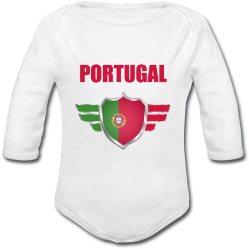 Coupe du monde de football 2018 Body Bébé Portugal