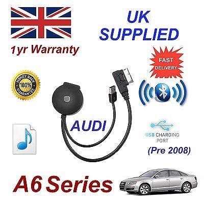For Audi A6 Bluetooth Usb Music Streaming Module Mp3 Iphone Htc Nokia Lg Sony 08 Elegant Im Geruch