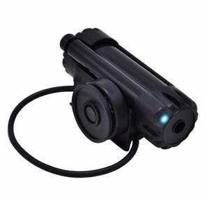 LED Licht Bissfischen Elektronische Alarm Buffer Sound Clip Bell On/_Rod N3I7