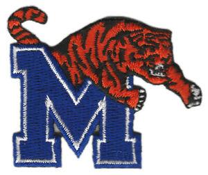 Memphis-Estado-Universidad-Tigers-NCAA-College-Vintage-5-4cm-Colegio-Mascota
