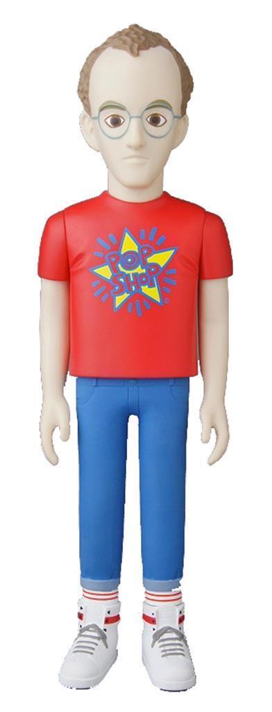 KEITH HARING VCD DESIGNER VINYL cifra  BY VINYL COLLECTIBLE bambolaS X 3DRETRO  grandi risparmi