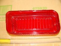 1969 Chevy Biscayne Tail Light Left Outer 1047