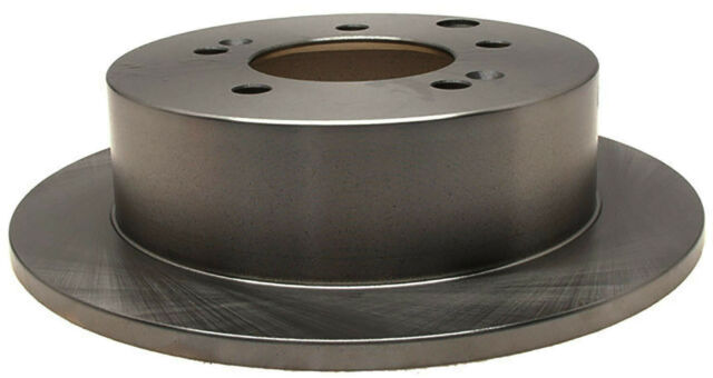 Disc Brake Rotor-Coated Rear ACDelco Advantage 18A2746AC