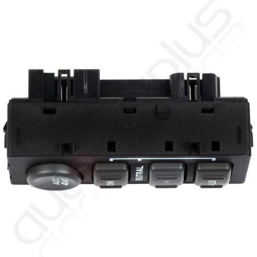 Master 4-Wheel Drive Selector Switch Left for 2006-07 CADILLAC ESCALADE 19259313