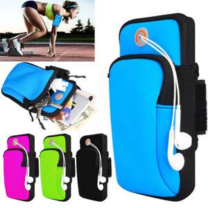 Sports-Running-Jogging-Gym-Armband-Arm-Band-Holder-Bag-For-Mobile-Phones-Keys