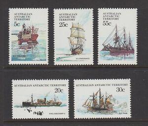 1979-Ships-1st-SERIES-SET-MUH