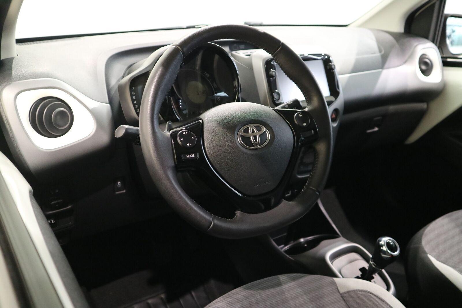 Toyota Aygo 1,0 VVT-i x-pression x-shift - billede 9