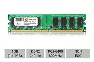 Apple Mac Pro 3,1 2006-2008 Ram 2GB DDR2 800MHz PC2-6400 5300 FB DIMM 2 x 1GB
