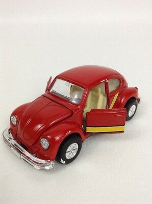 Maisto Volkswagen VW 1303 1:36 Scale Diecast Car Model Pull Back Action Used