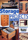 Storage Projects for the Router: The Best of  The Router  Magazine by Guild of Master Craftsman Publications Ltd (Paperback, 2001)