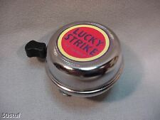 VINTAGE STYLE LUCKY STRIKE BICYCLE BELL - VERY COOL!!