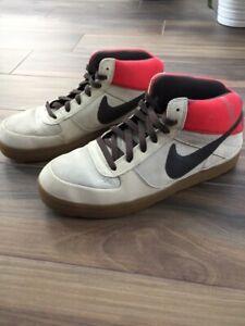 sports shoes a4ae6 fe448 Image is loading Nike-Mavrk-Mid-6-0-Skate-Boarding-Shoe-