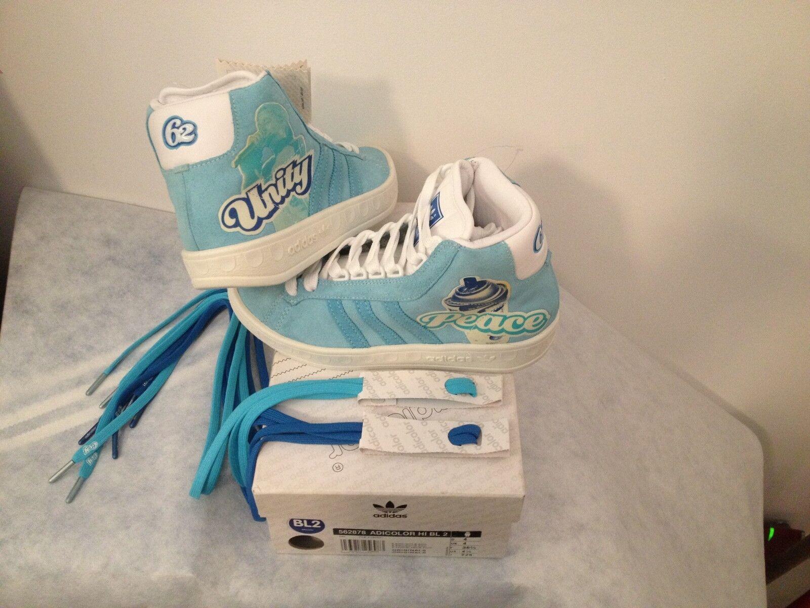 adidas ADICOLOR HI BL2 Cey in 385 US 5.5 neu BNWT Sneaker 562878 Retro Adams