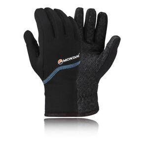 Montane Powerstretch Pro Grippy homme noir en plein air randonnée gants mitaines  </span>