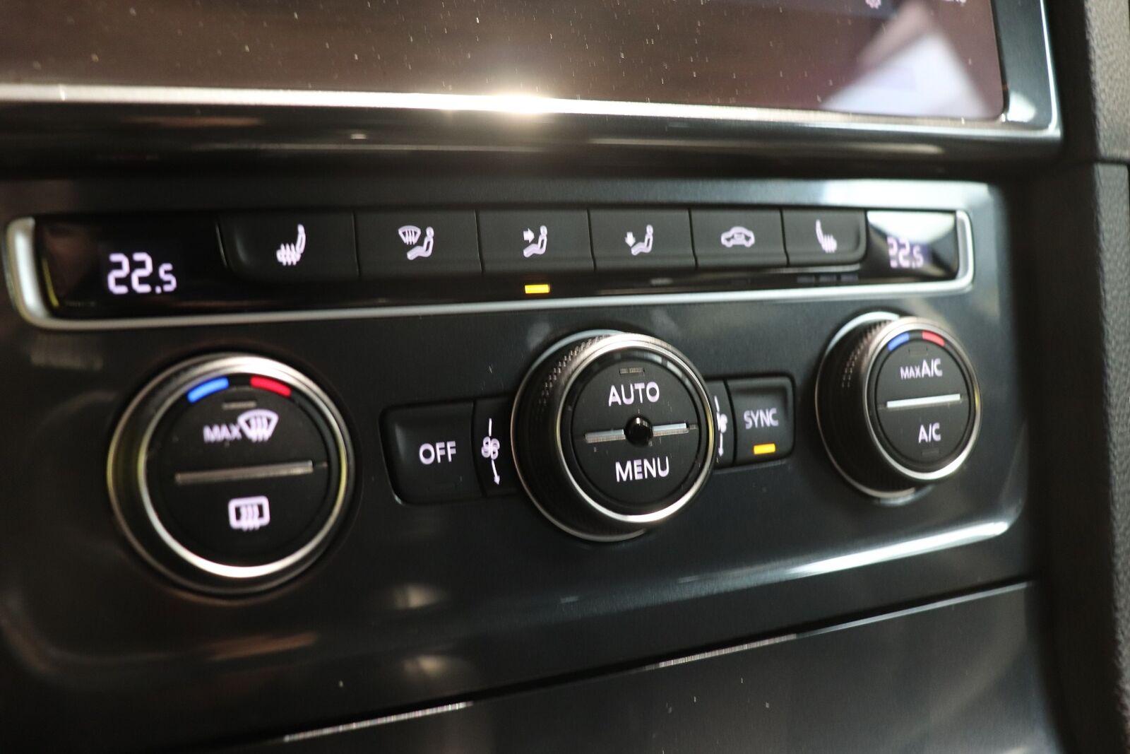 VW Golf VII TSi 130 Comfortline