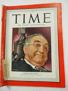 Time magazine January 26,1948 - James Caesar Petrillo