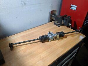 RACK and PINION w//TIE ROD END FIT John Deere GATOR XUV 625i 825i GAS 855D Diesel