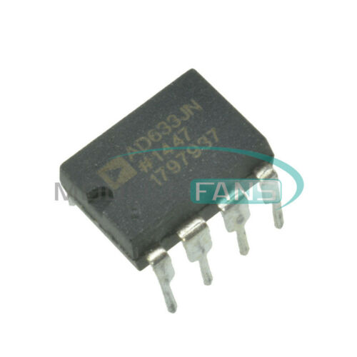 5PCS IC ANALOG DEVICES AD633JN AD633JNZ DIP-8 IC