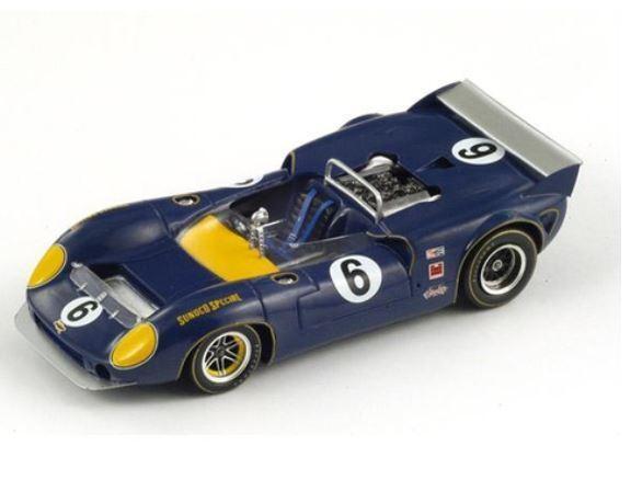 disfrutando de sus compras Lola T70 MK2 MK2 MK2 - Mark Donohue - 1st USSRC 1967  6 - Spark  muchas concesiones