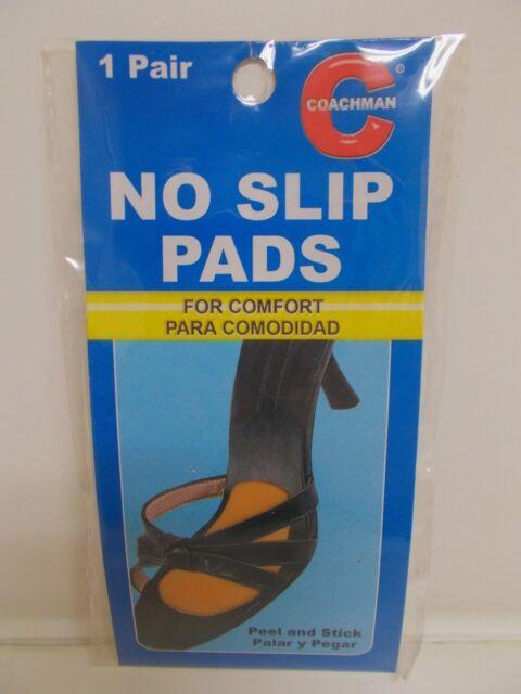 Coachman No Slip Womens Shoe Pads