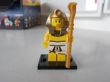 lego minifigures the  pharaoh from series 2