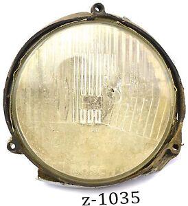Husqvarna-WR-250-Bj-1991-Scheinwerfer-Lampe-Licht-Lampeneinsatz