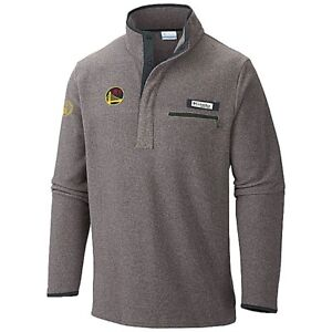 Golden-State-Warriors-Columbia-Men-039-s-Chinese-Heritage-Harborside-Fleece-Pullover