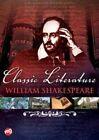 Classic Literature William Shakespeare 5017559107550 DVD Region 2