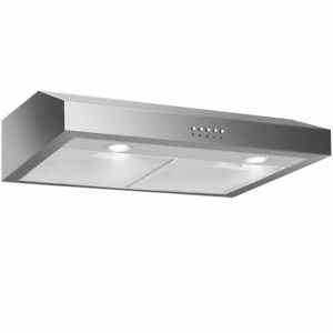 30-034-Under-Cabinet-Kitchen-Range-Hood-Stainless-Steel-w-LED-lights-3-Speed-69W