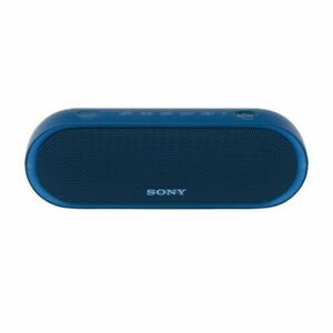 Blue Sony XB20 Portable Wireless Speaker with Bluetooth