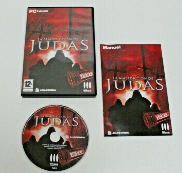 La Malédiction de Judas - PC