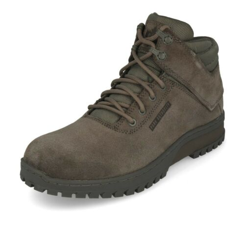 Park Authority by K1X H1ke Territory Superior Dark Grey Schuhe Boots Grau