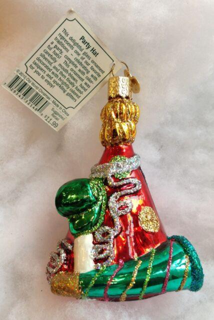 Merck Family's Old World Christmas Ornament