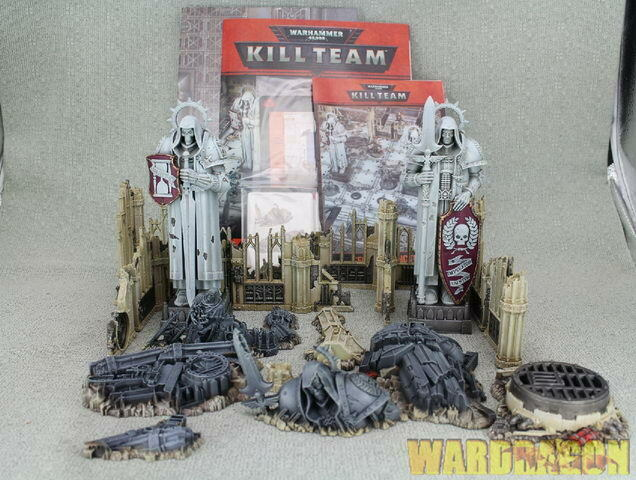 Warhammer 40K Wds Pintado Killzone  sector sanctoris entorno de expansión i18