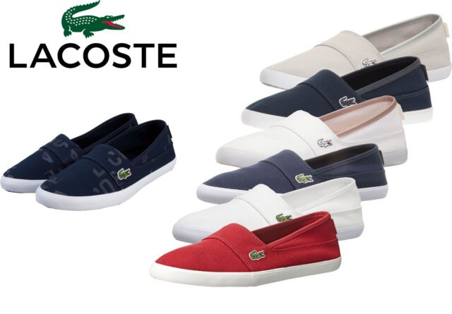 Lacoste Womens Shoes Marice Slip On