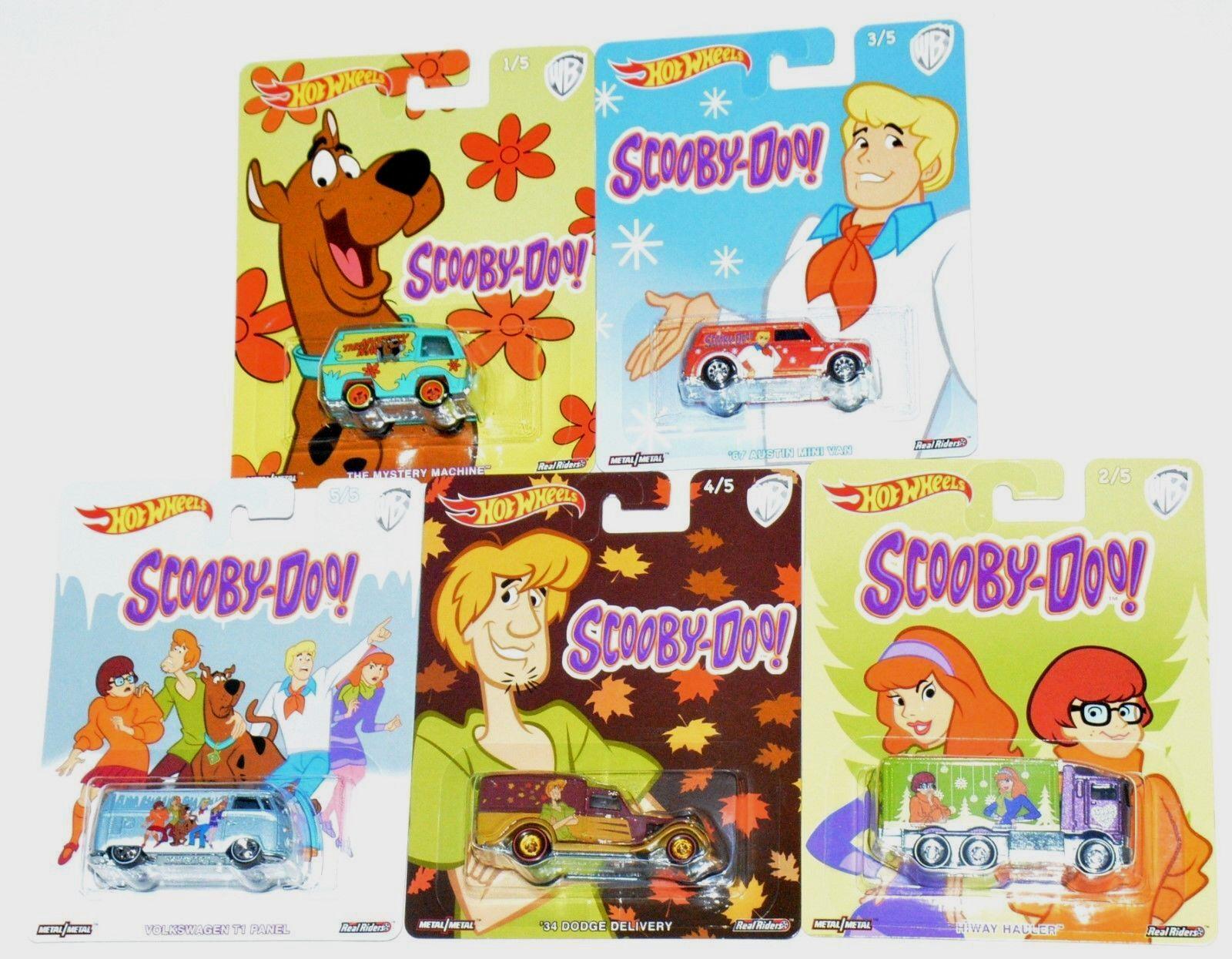 Hot Wheels 2017 Pop Culture Scooby-Doo