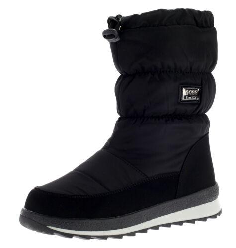 Botas niña invierno zapatos caliente forraje botas de invierno Zapatos de niño botas de invierno