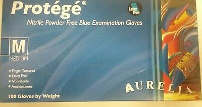 Humoristisch Aurelia® Protege™ 93999 Pf Stretch Nitrile Examination Gloves, S M L Or, Xl, 100 Delicious In Taste