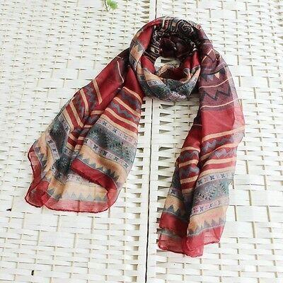 Fashion Woman Pashmina Soft Warm Hood Cowl Warm Winter Shawl Scarf Wraps New