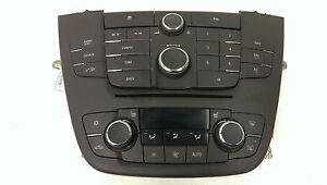Original-Chevrolet-Buick-Regal-Radio-AM-FM-Face-Receiver-CD-MP3-13277916