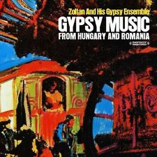 Gypsy Music From Hungary & Romania - Zoltan & His Gypsy En (2013, CD NIEUW) CD-R
